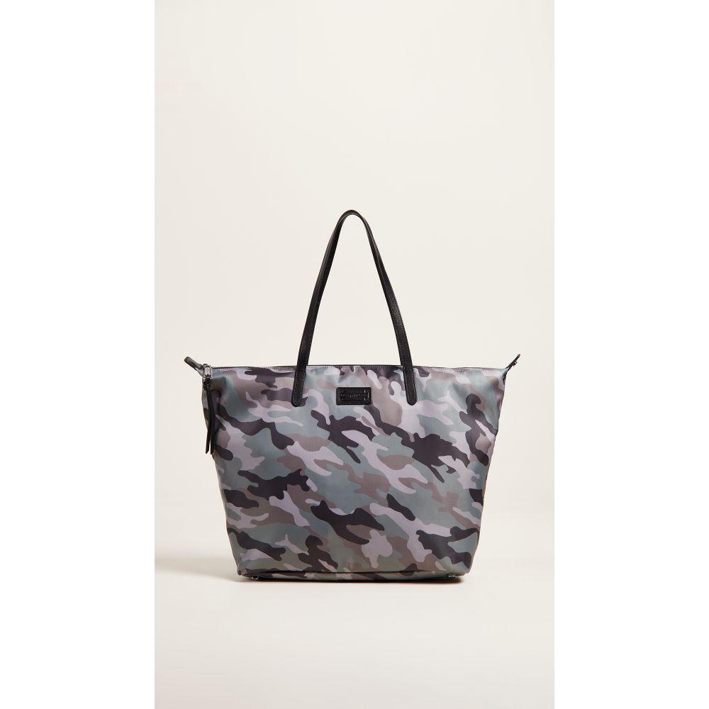 レベッカ ミンコフ Rebecca Minkoff レディース バッグ トートバッグ【Nylon Camo Print Tote Bag】Camo Print