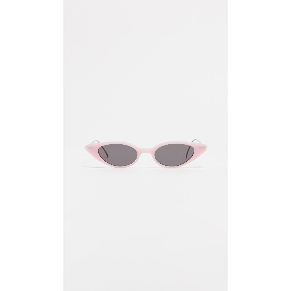 イレステーバ Illesteva レディース メガネ・サングラス【Marianne Sunglasses】Pale Pink/Grey