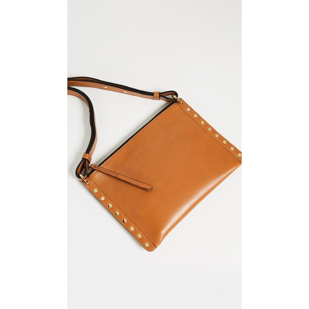 イザベル マラン Isabel Marant レディース バッグ ショルダーバッグ【Saiva Studded Cross Body Bag】Cognac