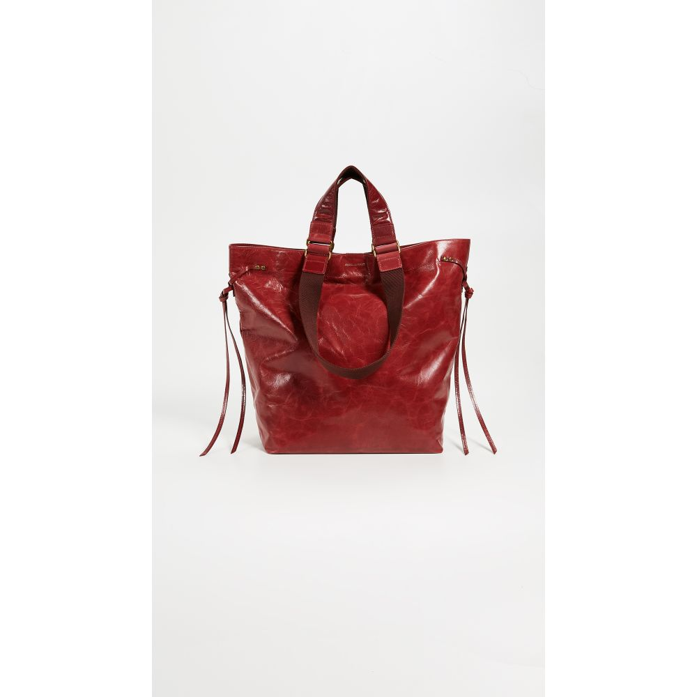 イザベル マラン Isabel Marant レディース バッグ トートバッグ【Doogan Shopper Bag】Raspberry