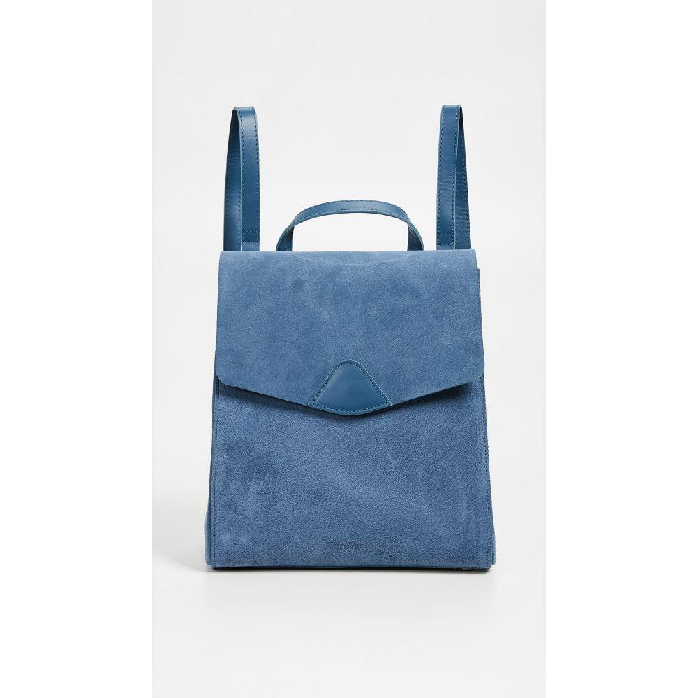 ヴェレヴェルト VereVerto レディース バッグ バックパック・リュック【Mini Macta Backpack】Petrol