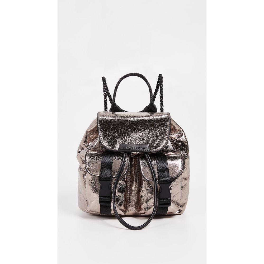 ケンダル&カイリー KENDALL + KYLIE レディース バッグ バックパック・リュック【Poppy Mini Backpack】Chrome