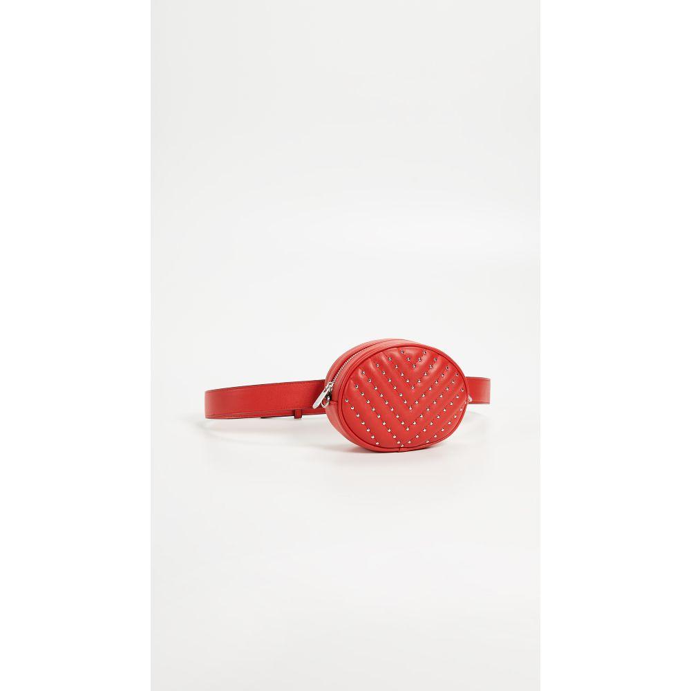 サム エデルマン Sam Edelman レディース バッグ ボディバッグ・ウエストポーチ【Yanet Small Belt Bag】Red