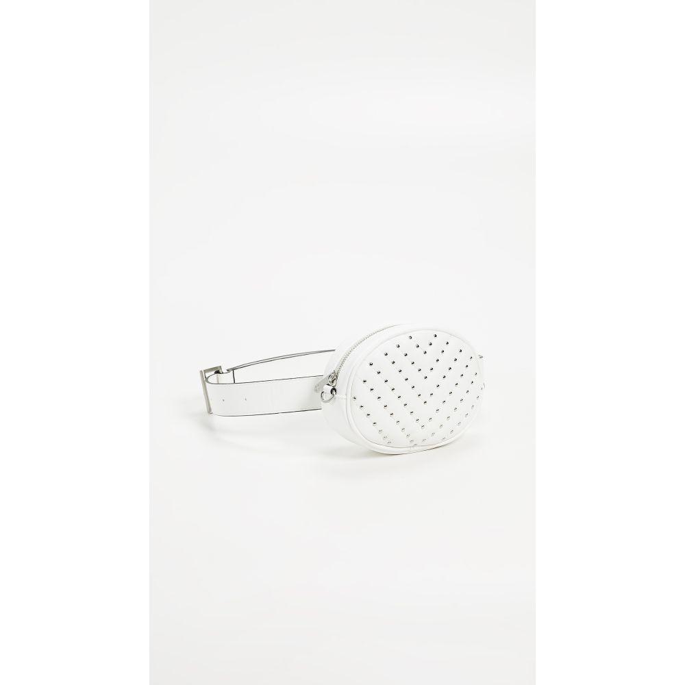 サム エデルマン Sam Edelman レディース バッグ ボディバッグ・ウエストポーチ【Yanet Small Belt Bag】White
