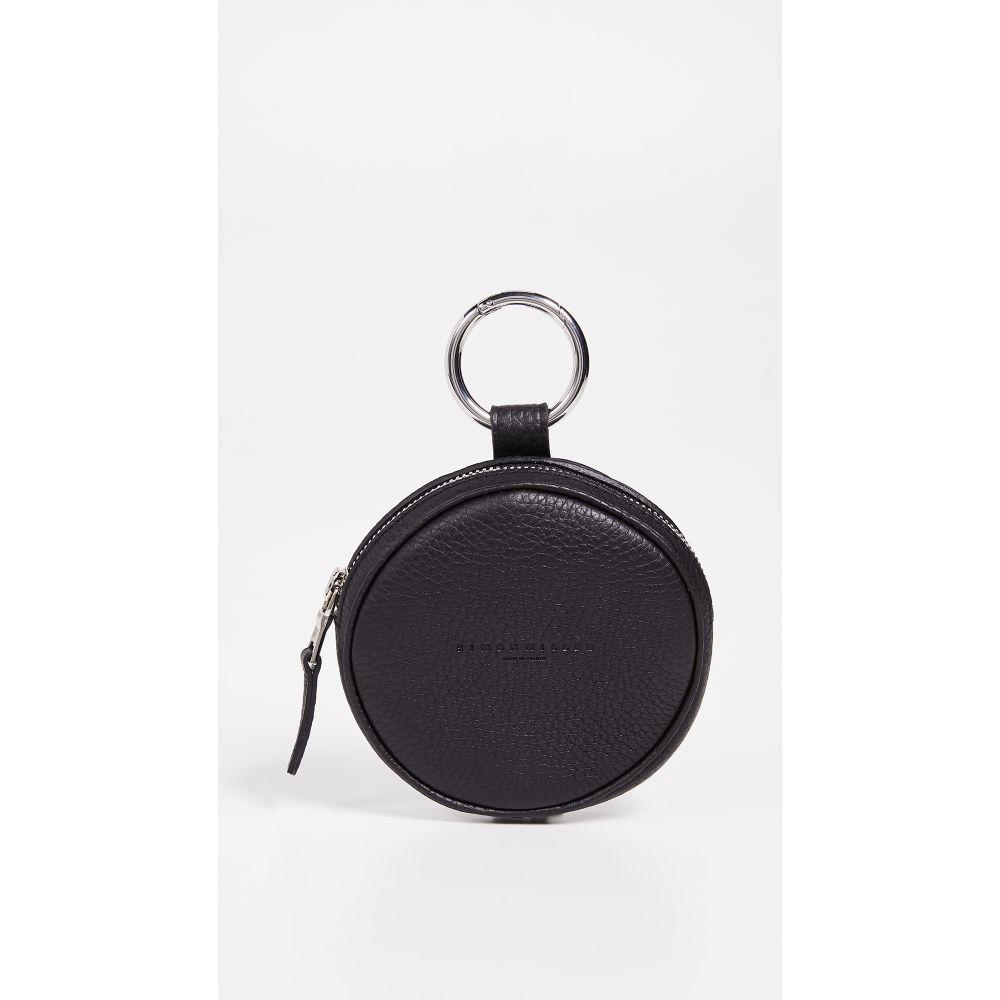 サイモンミラー Simon Miller レディース 財布【Circle Pop Pouch】Black