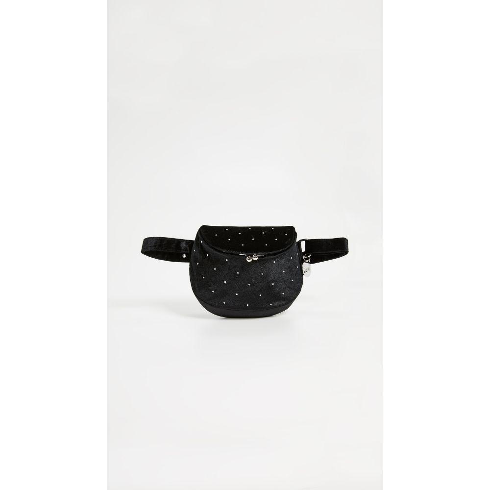 スタジオ33 Studio 33 レディース バッグ ボディバッグ・ウエストポーチ【Off The Chain Bum Bag】Black