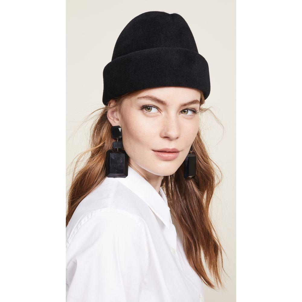 ジジバリスミリナリー Gigi Burris レディース 帽子【Sharina Hat】Black