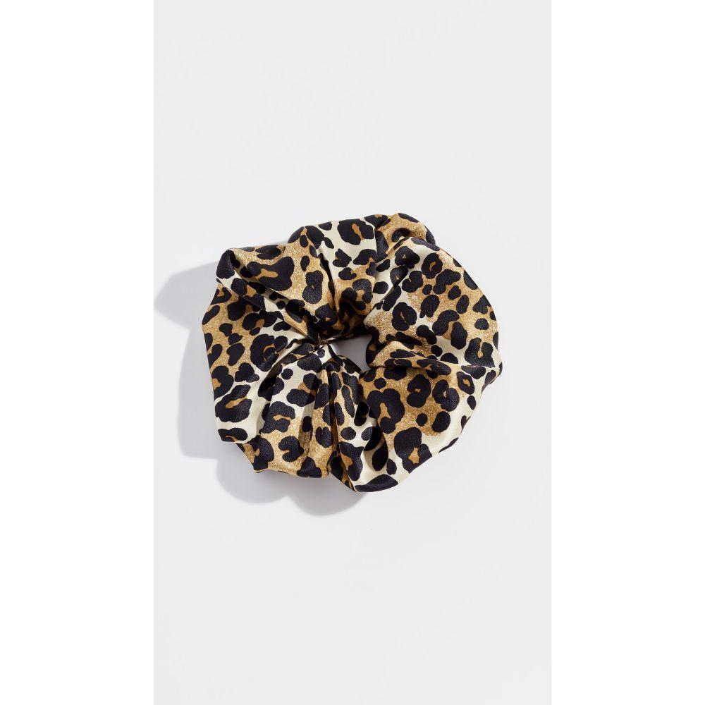 ジェニファーベア Jennifer Behr レディース ヘアアクセサリー【Leopard Scrunchie】Leopard