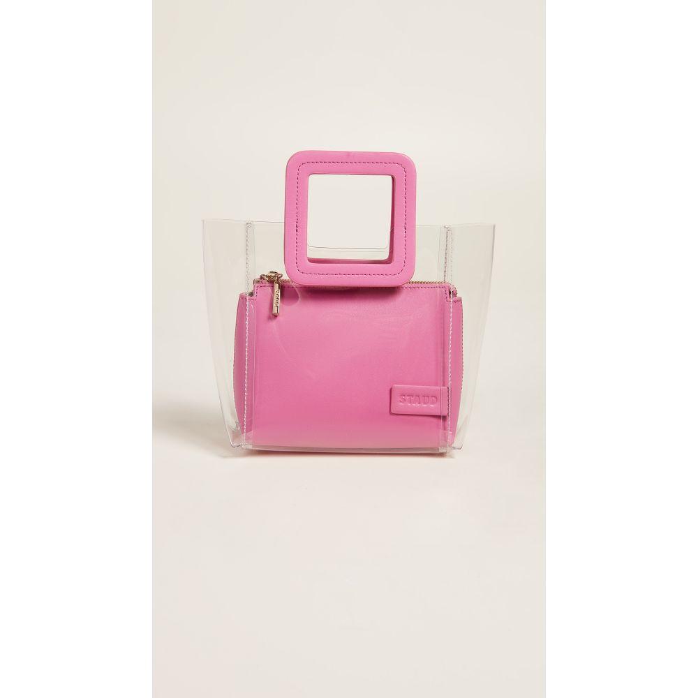スタッド STAUD レディース バッグ トートバッグ【Mini Shirley Bag】Pink