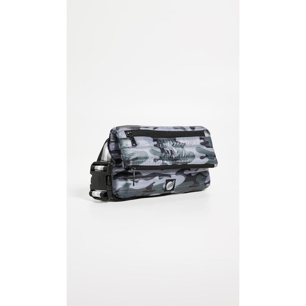 シンクロリン Think Royln レディース バッグ ショルダーバッグ【Convertible Belt Cross Body Bag】Tribeca Grey Camo