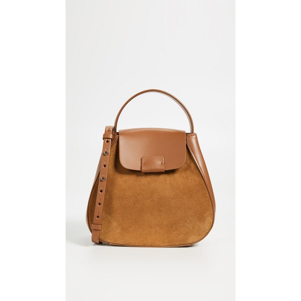 ニコ ジャンニ Nico Giani レディース バッグ ハンドバッグ【Myria Midi Top Handle Bag】Brown