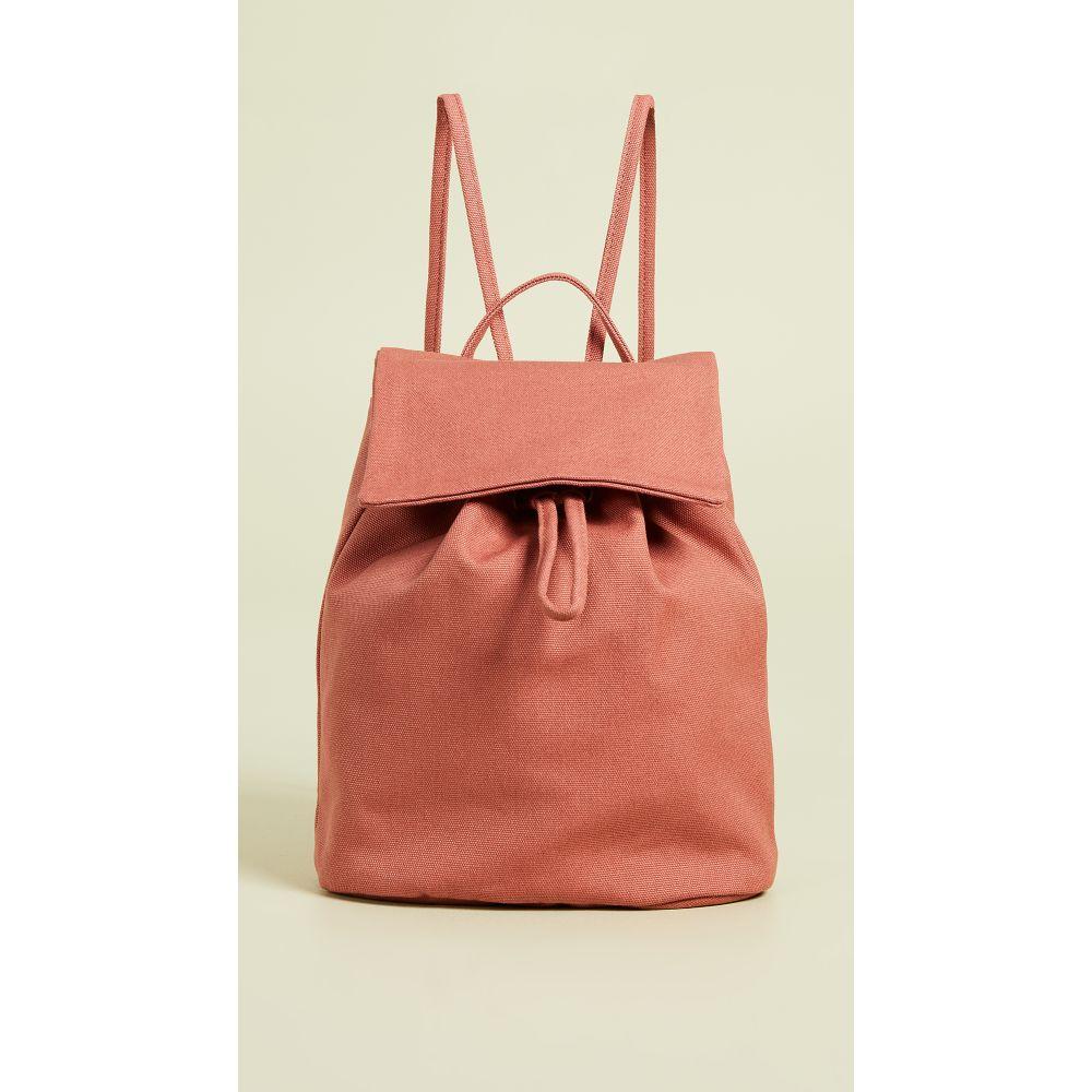 バッグー BAGGU レディース バッグ バックパック・リュック【Mini Backpack】Terracotta