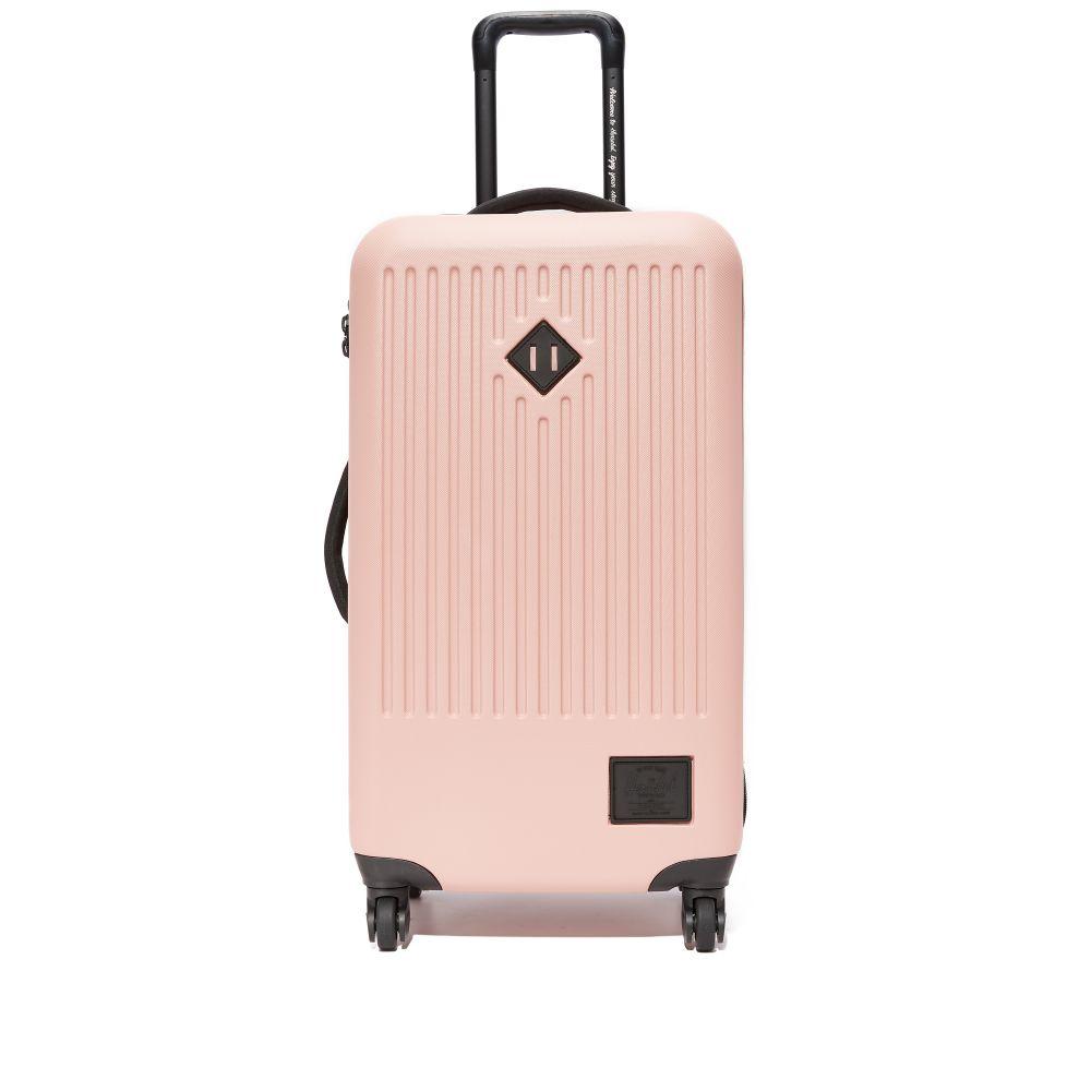 ハーシェル サプライ Herschel Supply Co. レディース バッグ スーツケース・キャリーバッグ【Trade Medium Suitcase】Ash Rose