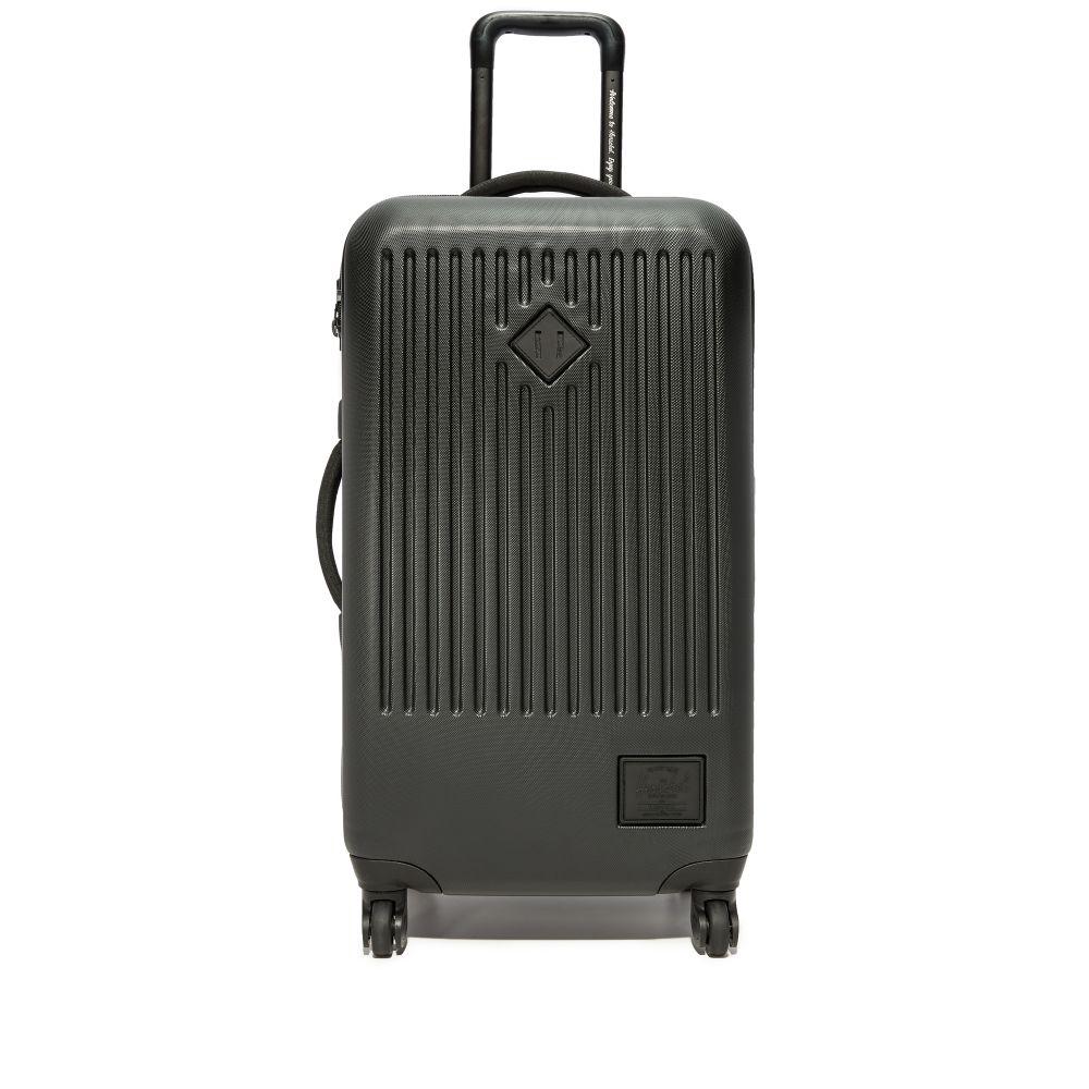 ハーシェル サプライ Herschel Supply Co. レディース バッグ スーツケース・キャリーバッグ【Trade Medium Suitcase】Black