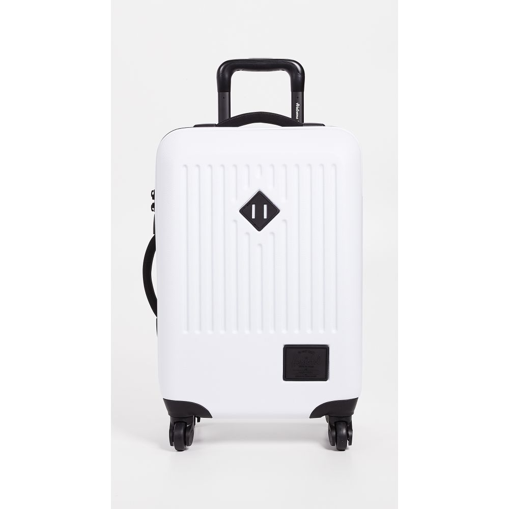 ハーシェル サプライ Herschel Supply Co. レディース バッグ スーツケース・キャリーバッグ【Trade Small Suitcase】White