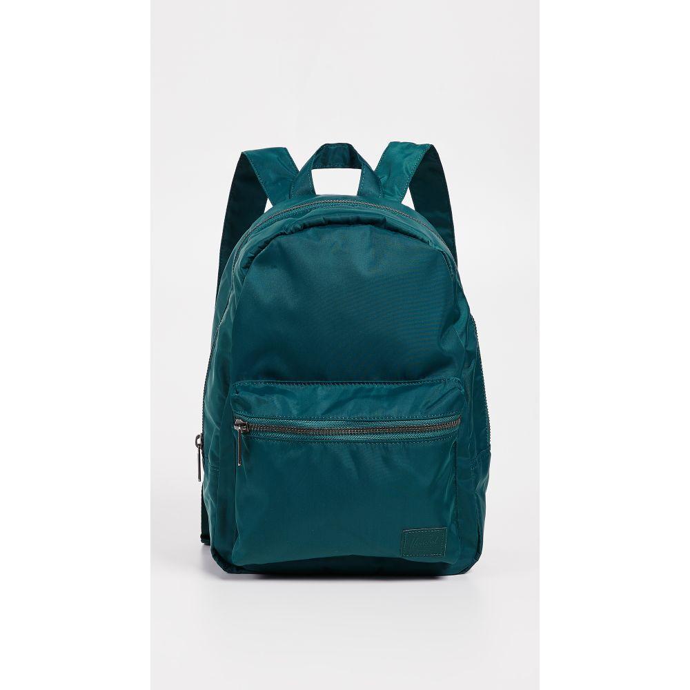 ハーシェル サプライ Herschel Supply Co. レディース バッグ バックパック・リュック【Flight Satin Grove X Small Backpack】Deep Teal
