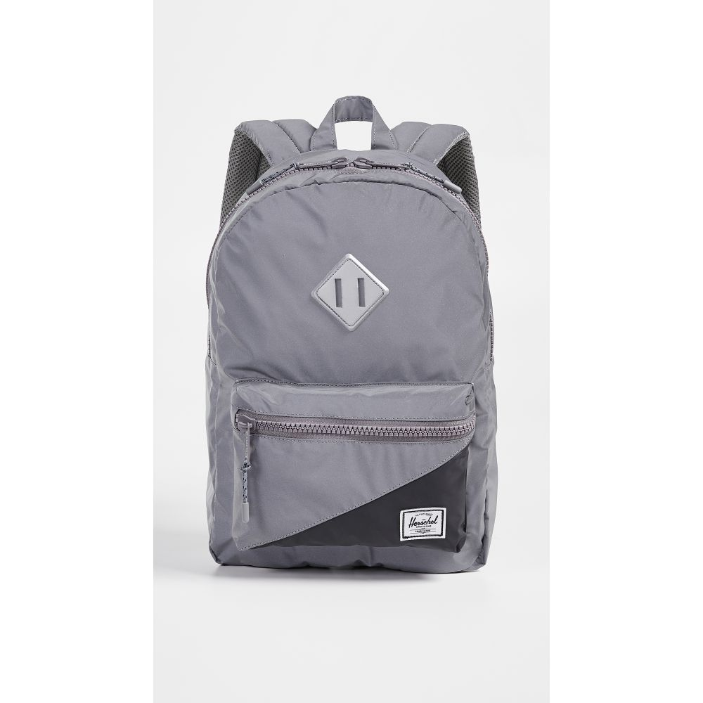 ハーシェル サプライ Herschel Supply Co. レディース バッグ バックパック・リュック【Heritage Youth Backpack】Silver Reflective