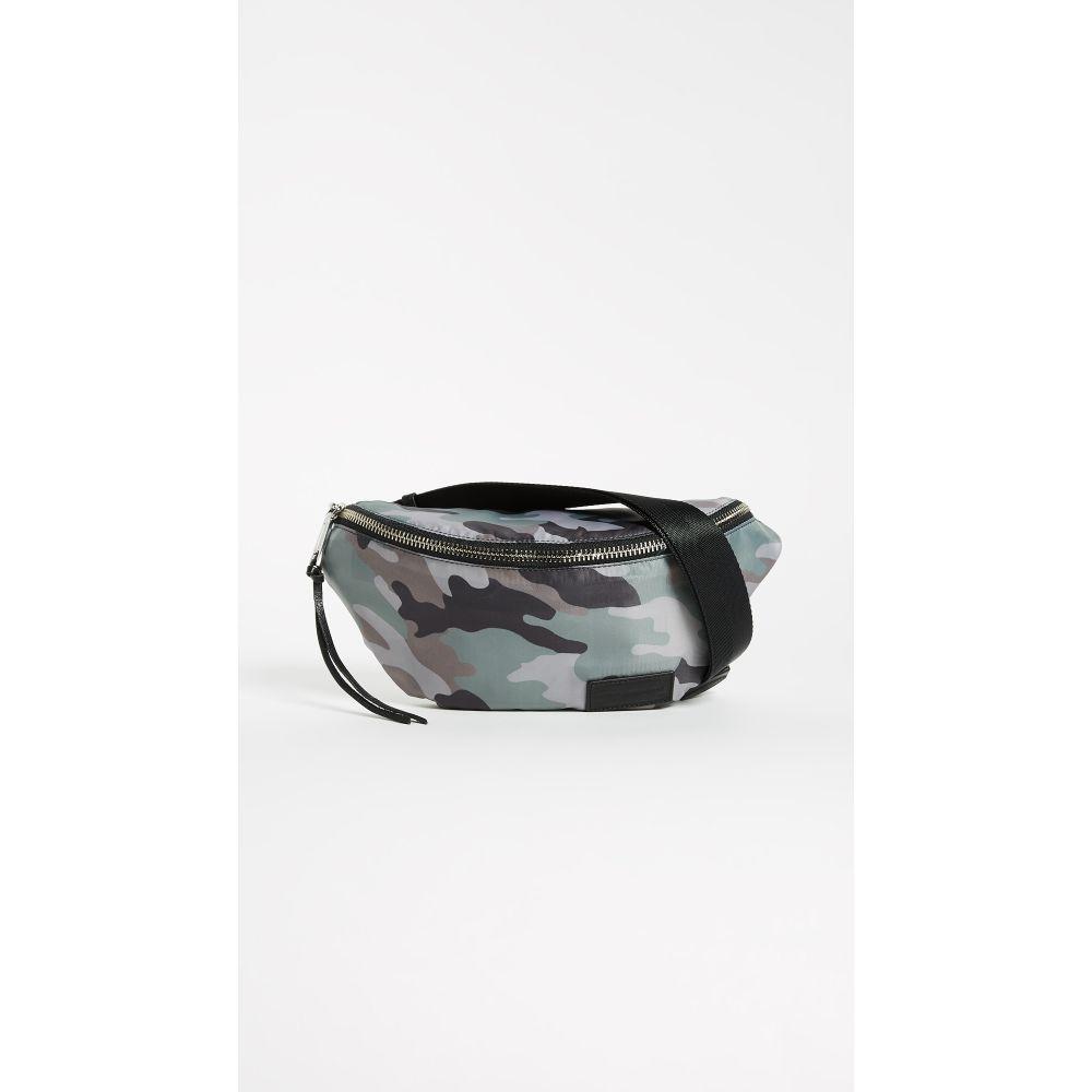 レベッカ ミンコフ Rebecca Minkoff レディース バッグ ボディバッグ・ウエストポーチ【Nylon Belt Bag】Camo Print