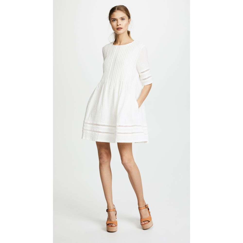ノット シスターズ Knot Sisters レディース ワンピース・ドレス ワンピース【Phillips Dress】White