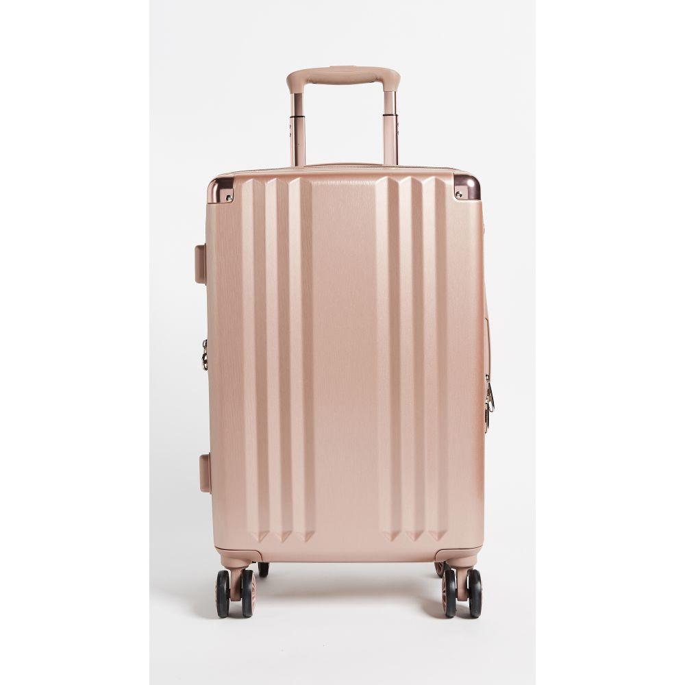 カルパック CALPAK レディース バッグ スーツケース・キャリーバッグ【Ambeur Carry On Suitcase】Rose Gold