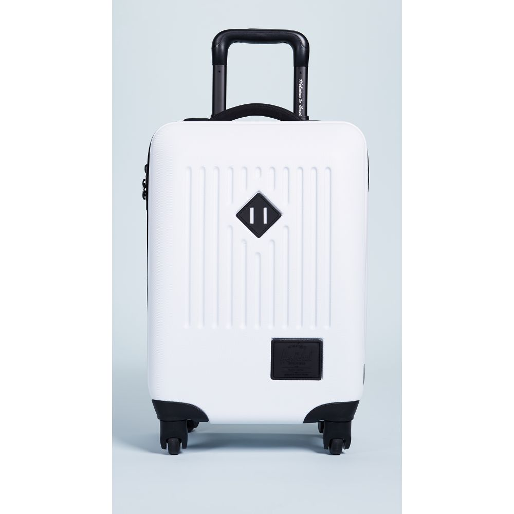 ハーシェル サプライ Herschel Supply Co. レディース バッグ スーツケース・キャリーバッグ【Trade Carry On Suitcase】White