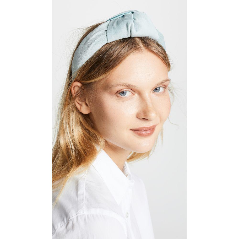 ユージニア キム Eugenia Kim レディース ヘアアクセサリー【Maryn Headband】Seafoam