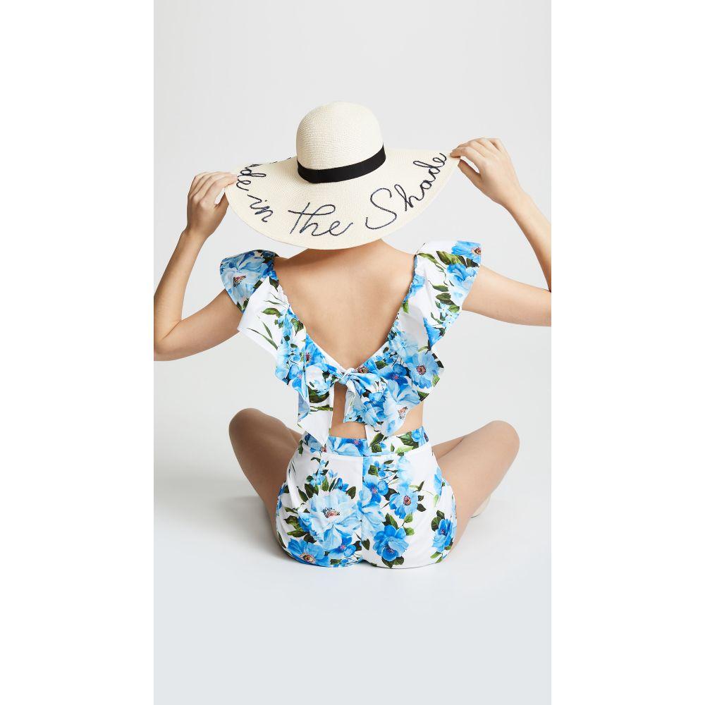 ユージニア キム Eugenia Kim レディース 帽子 ハット【Bunny Made In the Shade Hat】Ivory