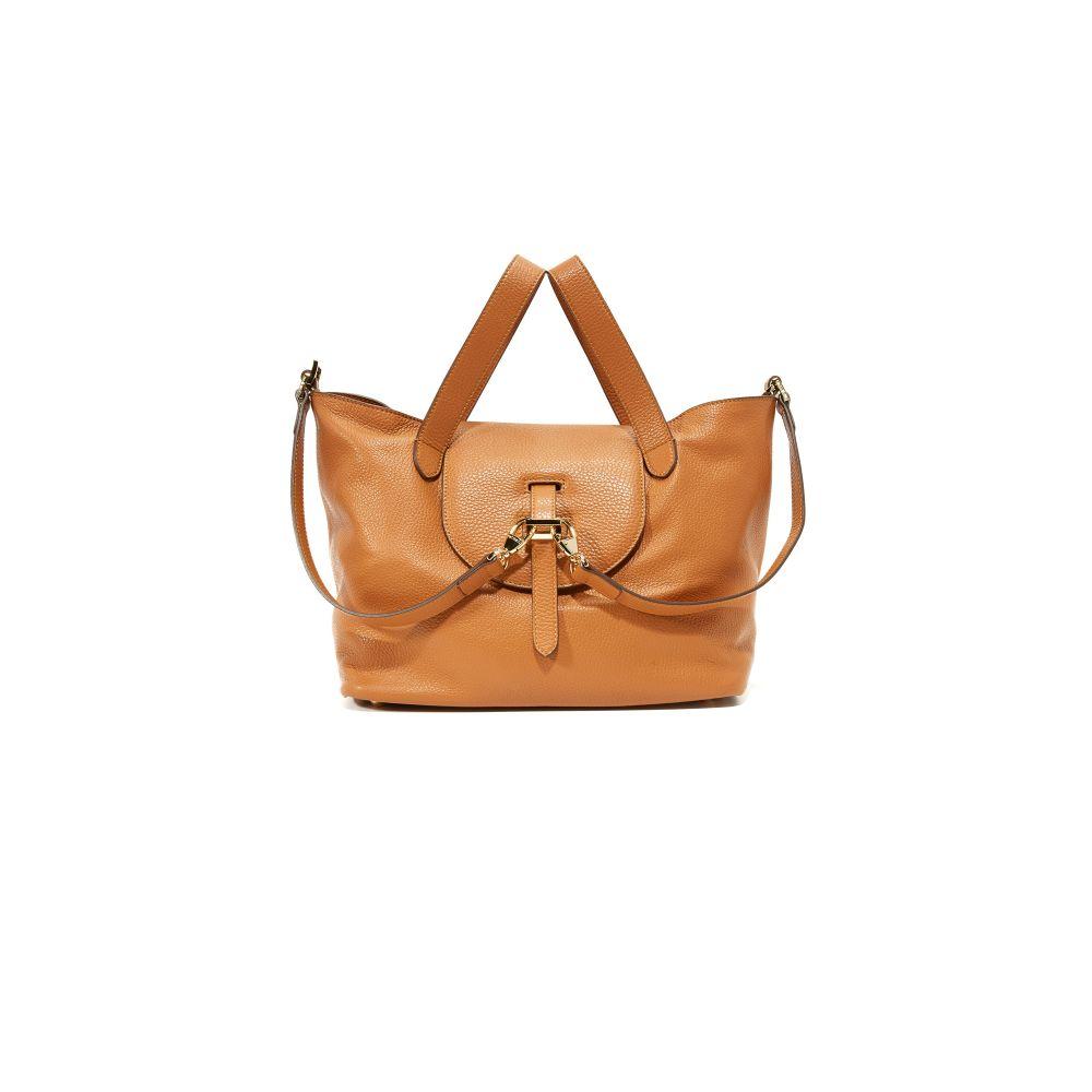 メリメロ meli melo レディース バッグ ハンドバッグ【Thela Medium Handbag】Tan