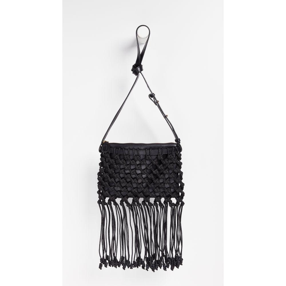 ウラ ジョンソン Ulla Johnson レディース バッグ ショルダーバッグ【Rio Crossbody Bag】Noir
