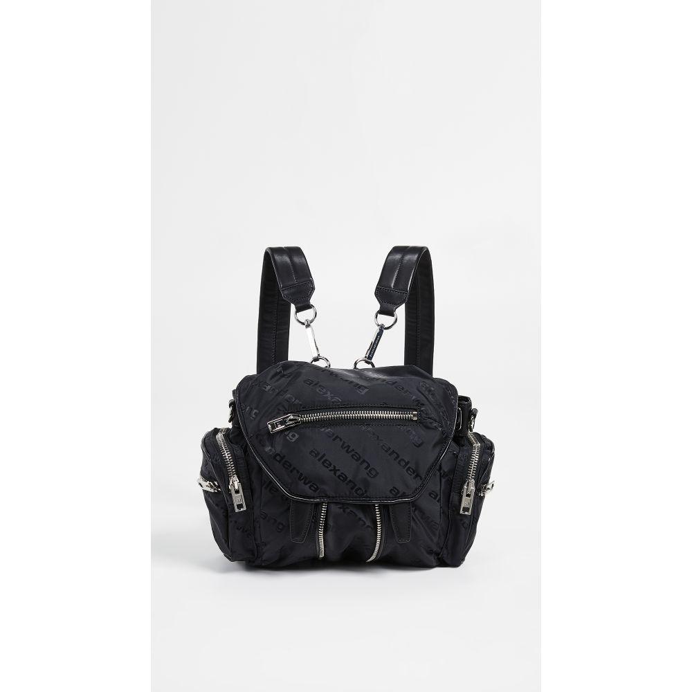 アレキサンダー ワン Alexander Wang レディース バッグ バックパック・リュック【Mini Marti Backpack】Black