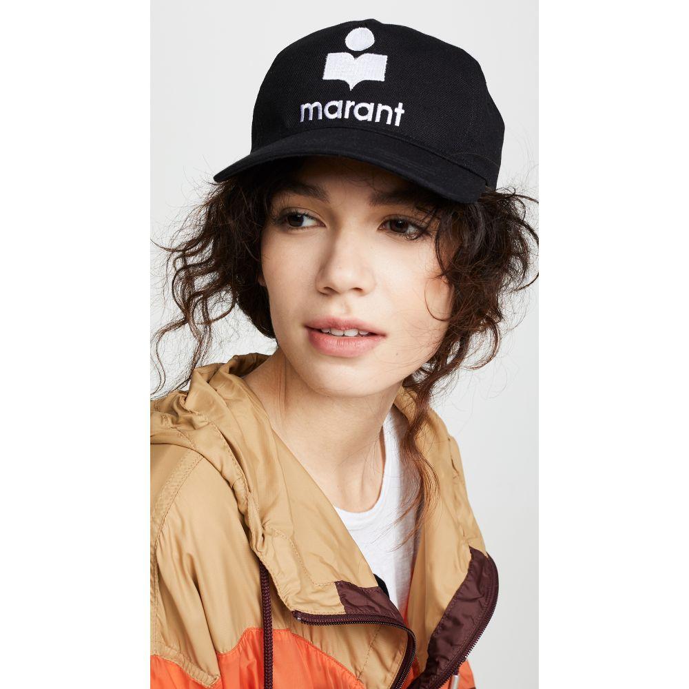 イザベル マラン Isabel Marant レディース 帽子【Tyron Hat】Black