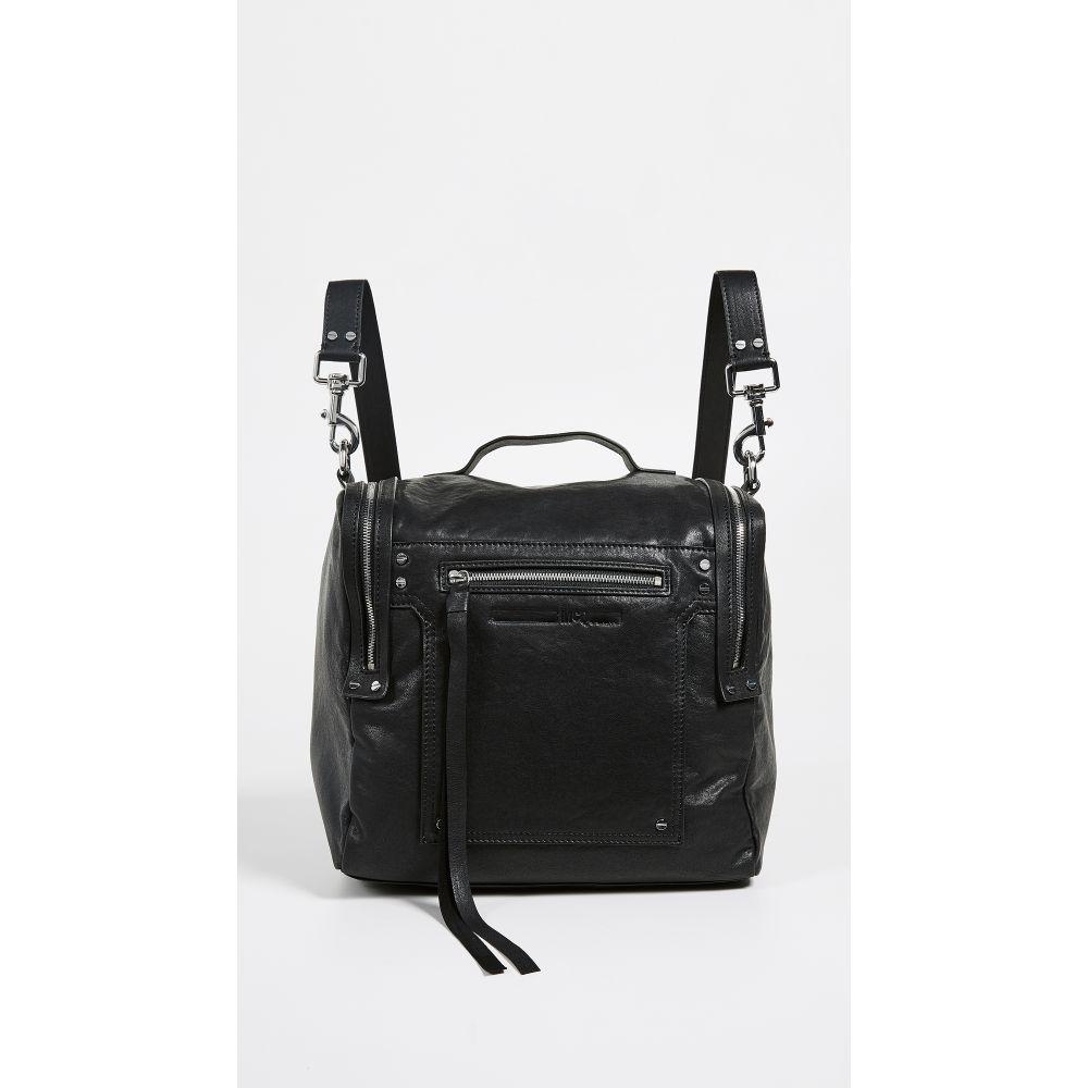 アレキサンダー マックイーン McQ - Alexander McQueen レディース バッグ バックパック・リュック【Convertible Box Bag】Black