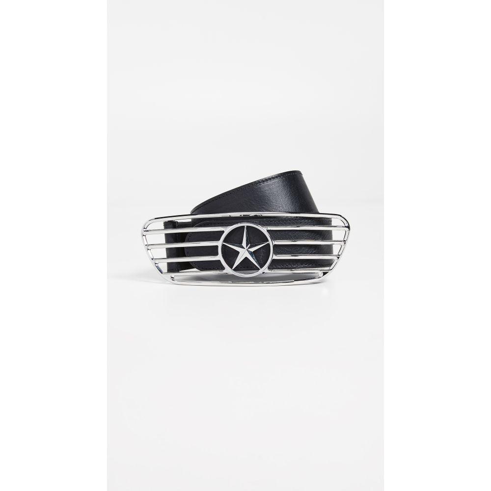 アレキサンダー ワン Alexander Wang レディース ベルト【Car Grill Belt】Black