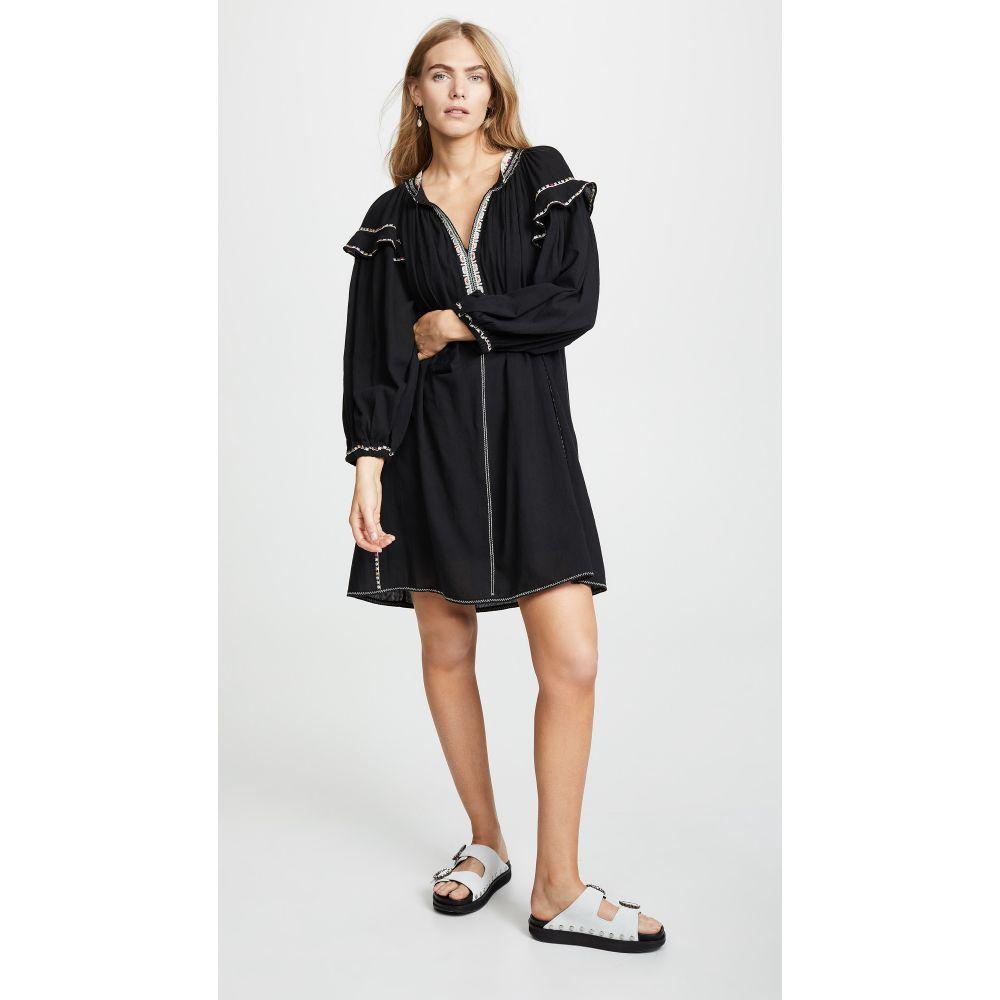 イザベル マラン Isabel Marant Etoile レディース ワンピース・ドレス ワンピース【Ralya Dress】Black