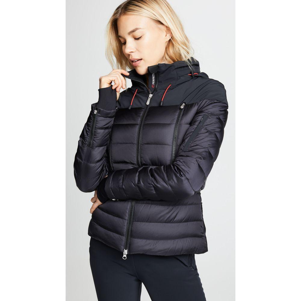 パーフェクト モーメント Perfect Moment レディース アウター ダウン・中綿ジャケット【Polar Jacket】Black