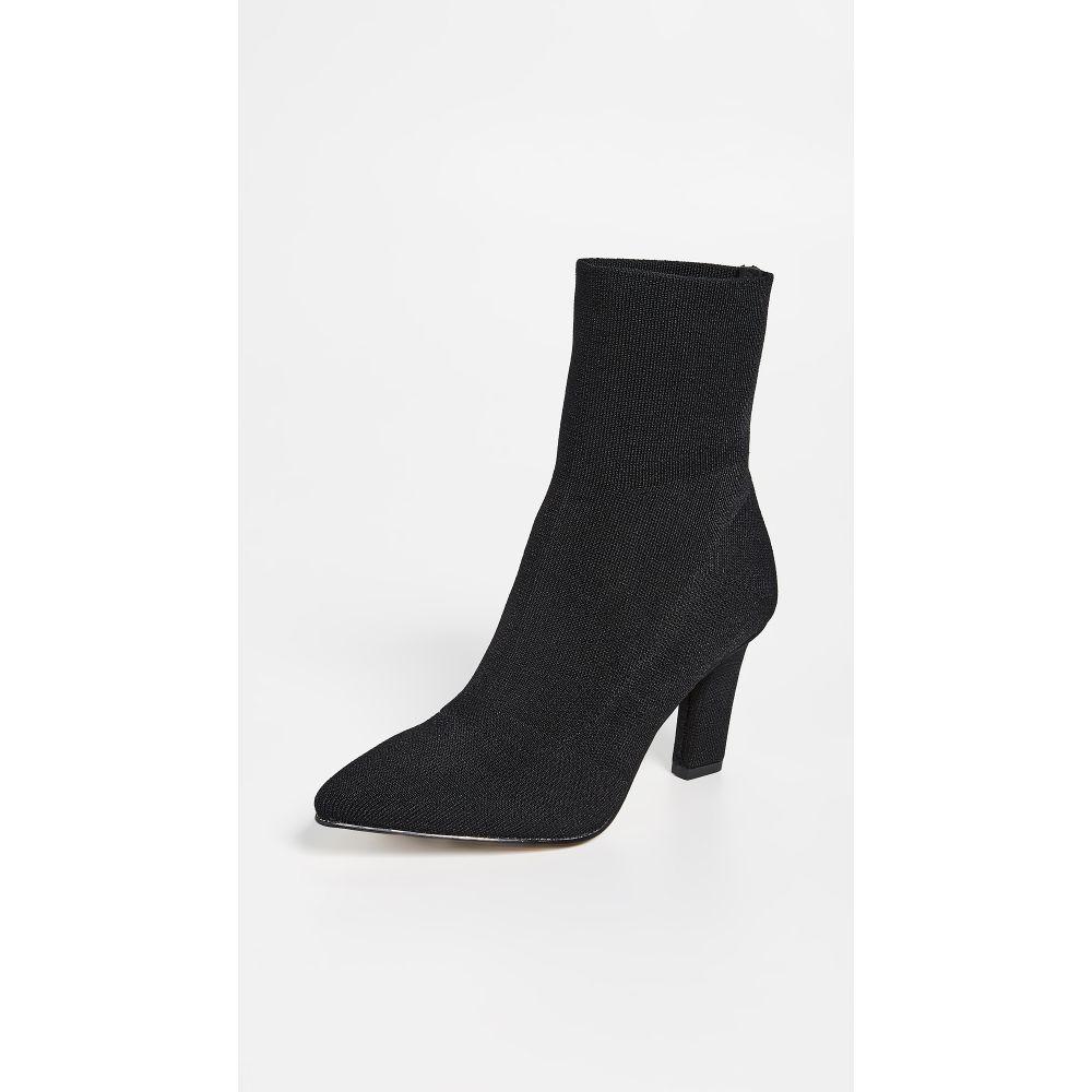 ボトキエ Botkier レディース シューズ・靴 ブーツ【Nadia Sock Booties】Black