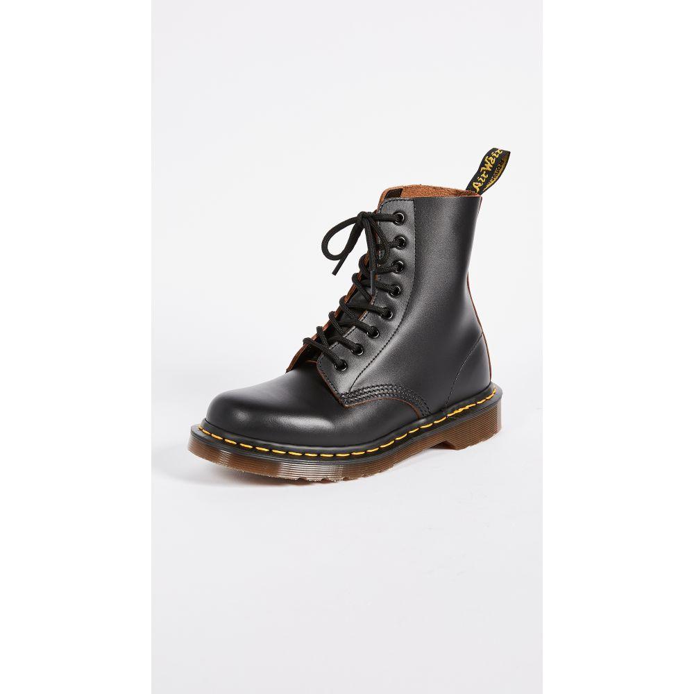 ドクターマーチン Dr. Martens レディース シューズ・靴 ブーツ【1460 8 Eye Boot】Black
