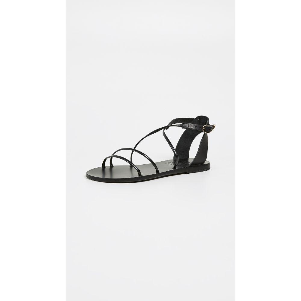 エンシェント グリーク サンダルズ Ancient Greek Sandals レディース シューズ・靴 サンダル・ミュール【Meloivia Sandals】Black