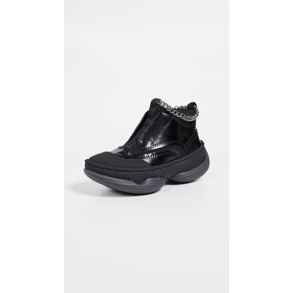 アレキサンダー ワン Alexander Wang レディース シューズ・靴 スリッポン・フラット【A1 Slip On Oxford Sneakers】Black
