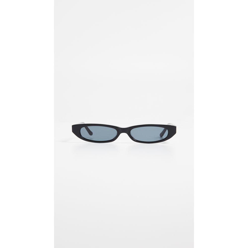 ロベリ&フラウド Roberi & Fraud レディース メガネ・サングラス【Frances Sunglasses】Black
