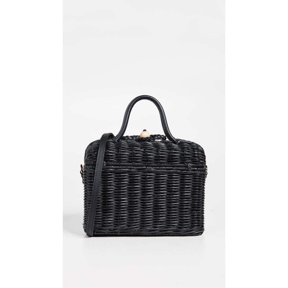 ウラ ジョンソン Ulla Johnson レディース バッグ ハンドバッグ【Perle Bag】Black