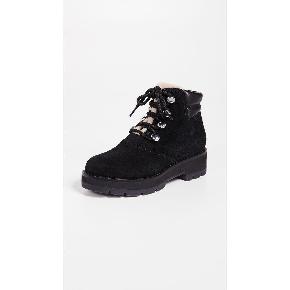 スリーワン フィリップ リム 3.1 Phillip Lim レディース ハイキング・登山 シューズ・靴【Dylan Hiking Boots】Black/Natural