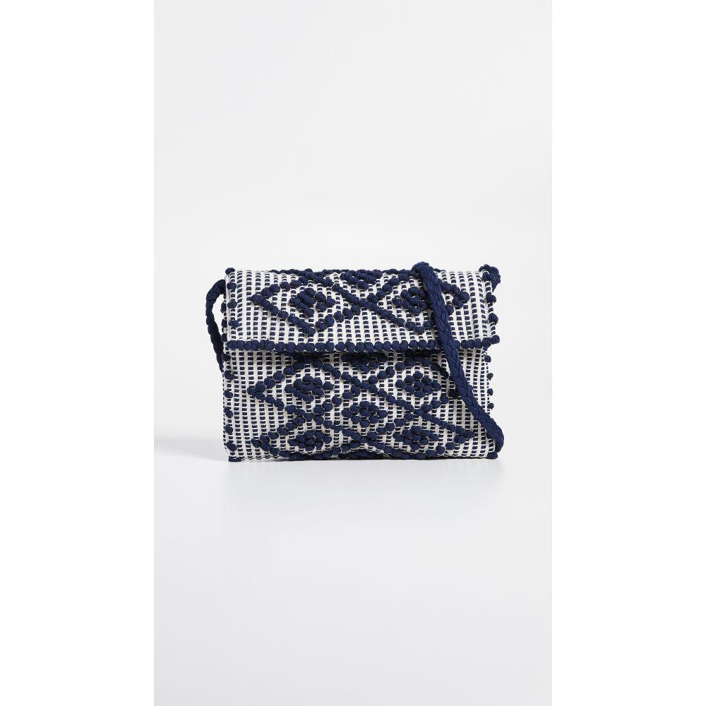 アントネッロ Antonello レディース バッグ ショルダーバッグ【Suni Rombi Multipli Bag】Blue/Blue/Grezzo