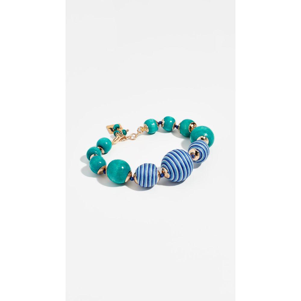 ロザンティカ Rosantica レディース ジュエリー・アクセサリー ブレスレット【Beaded Bracelet】Blue