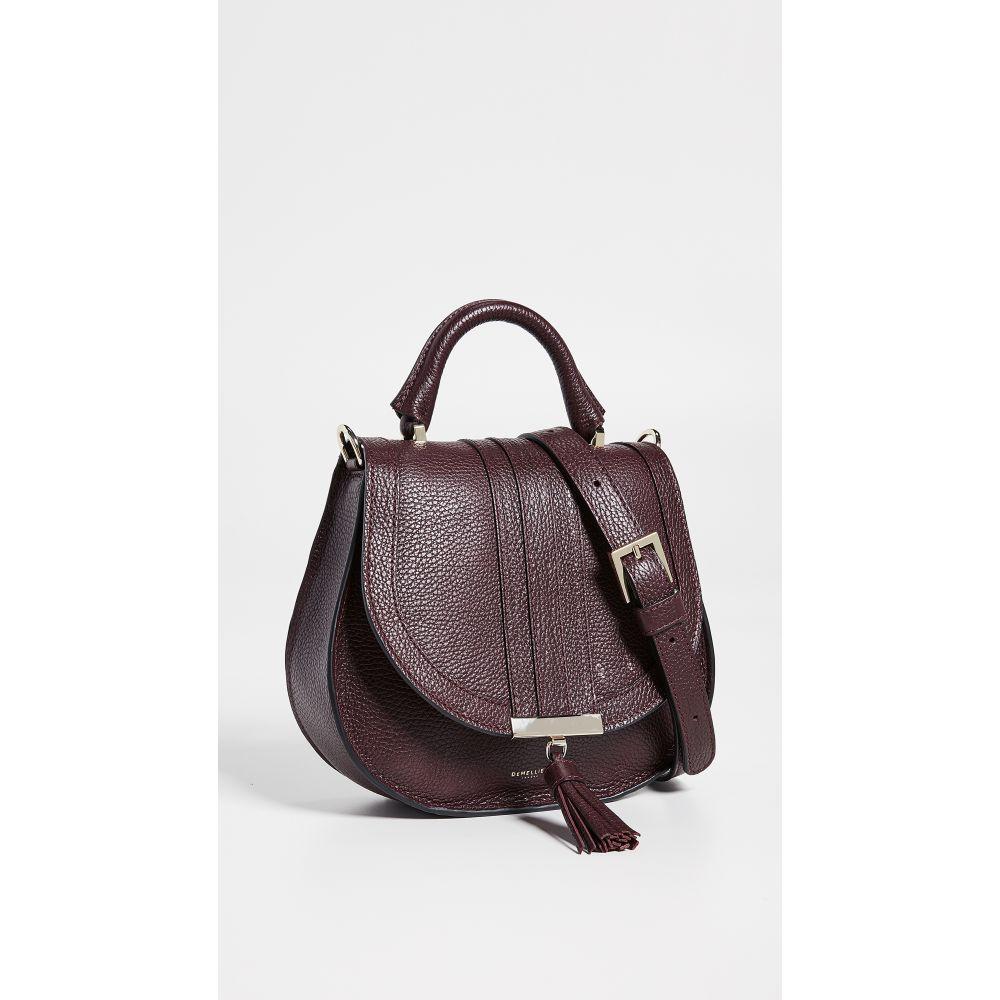 デメリエー DeMellier レディース バッグ ハンドバッグ【The Mini Venice Bag】Burgundy