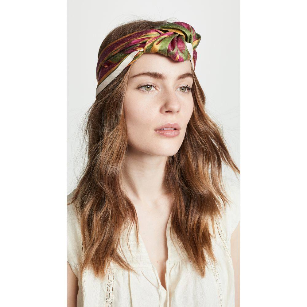 ジェニファーベア Jennifer Behr レディース ヘアアクセサリー【Marin Turban Headband】Cartagena
