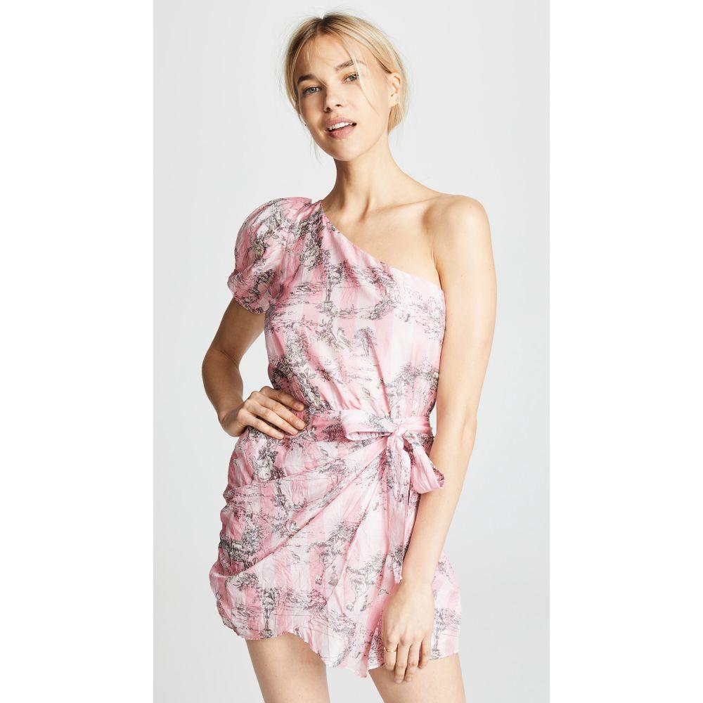 ラブシャックファンシー LOVESHACKFANCY レディース ワンピース・ドレス ワンピース【Peyton Dress】Chintz Rose