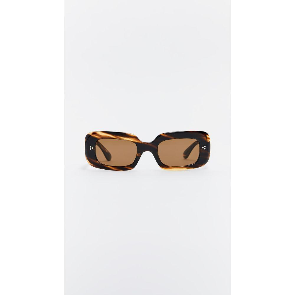 オリバーピープルズ Oliver Peoples Eyewear レディース メガネ・サングラス【Saurine Sunglasses】Cocobolo/Brown