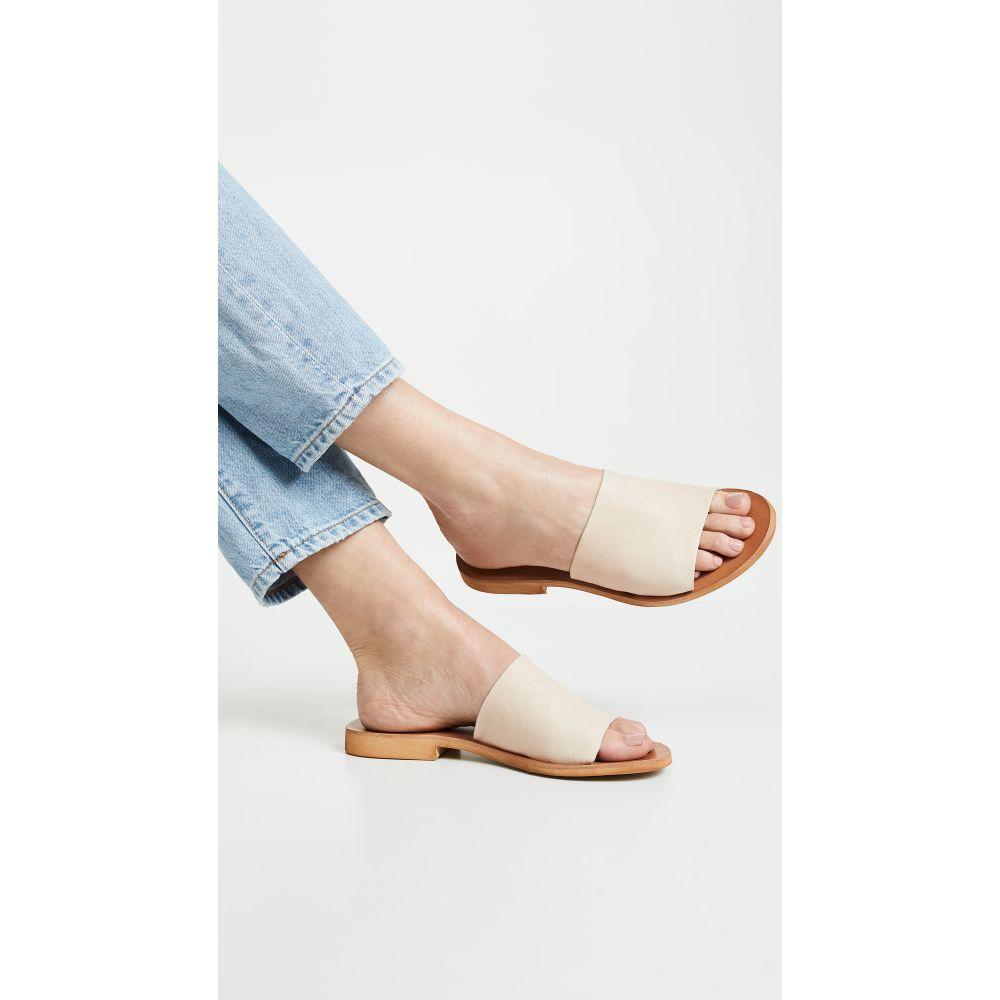ココベル Cocobelle レディース シューズ・靴 サンダル・ミュール【Bhea Slides】Ecru
