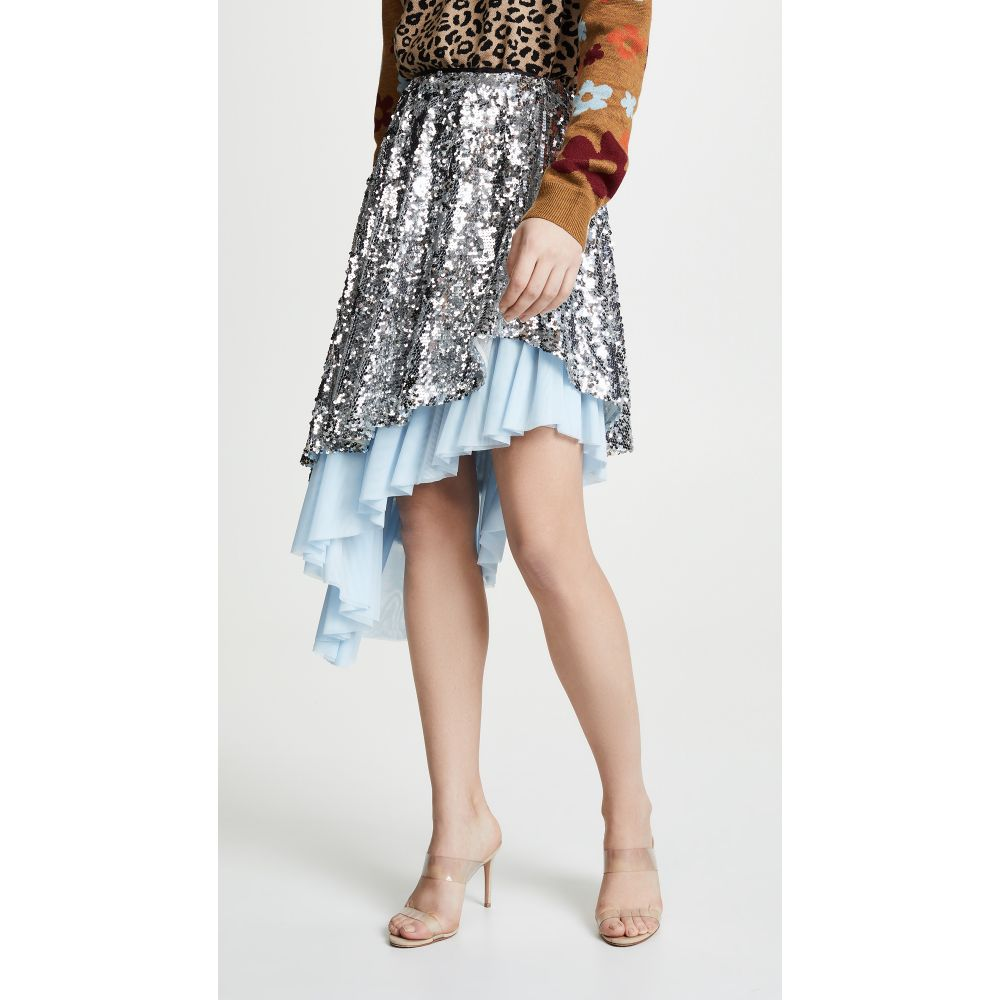 サンディー リアン Sandy Liang レディース スカート【Skrrt Skirt】Disco